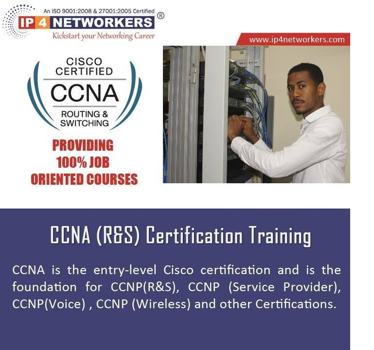 IP 4 Networkers CCNA Routing and Switching Certification