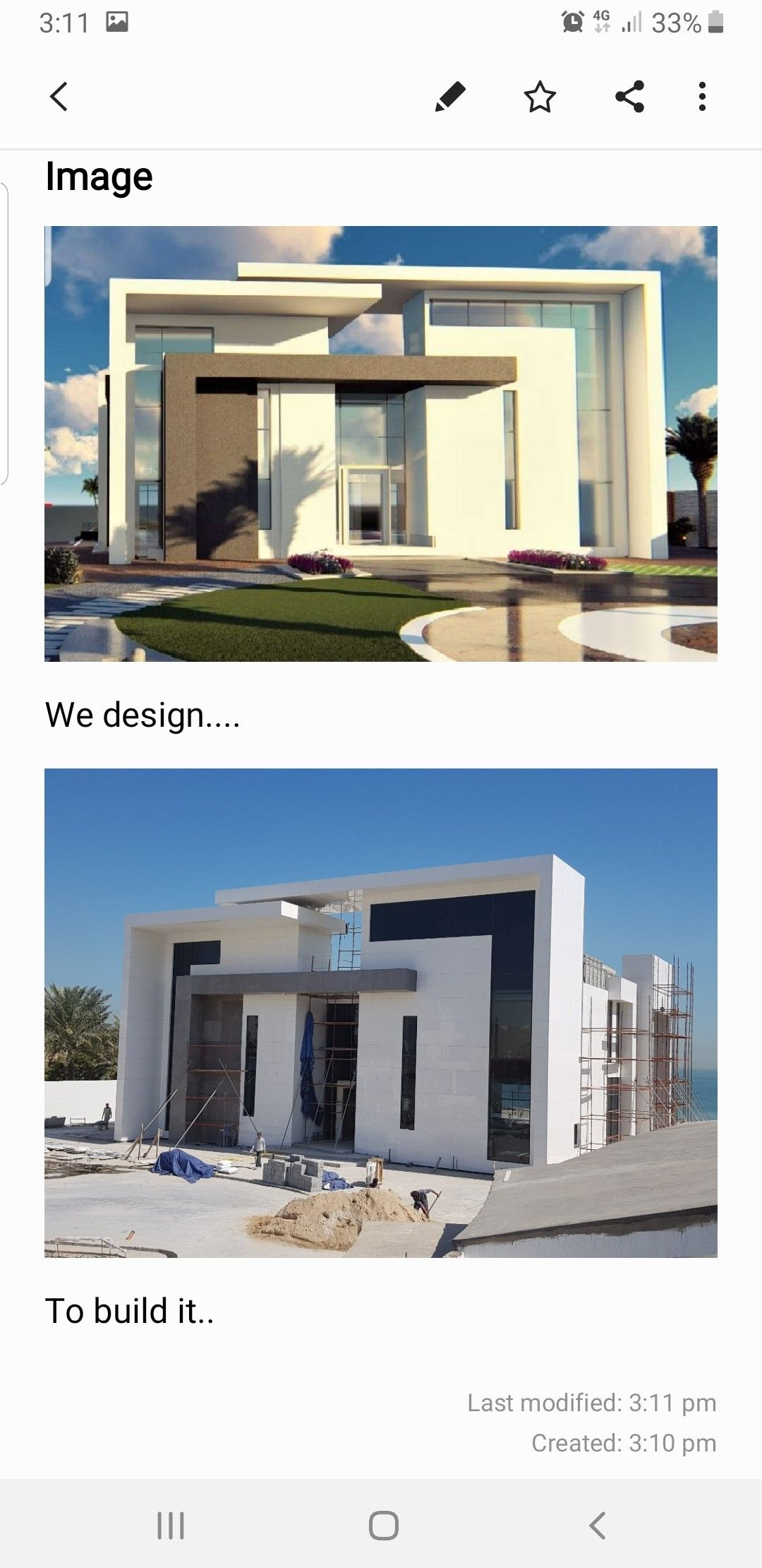 Designed & built by CPC (Construction principles company