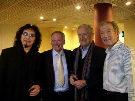 Tony and friends. ..
