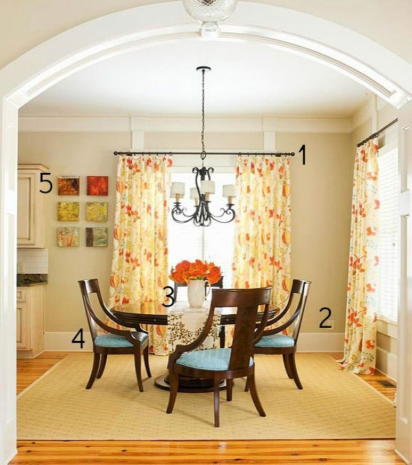 5 Ways To Get This Look Casual Dining Room
