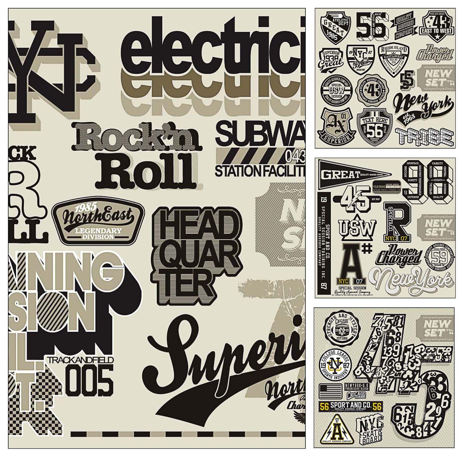 Tshirt templates logos vector Free t shirt design, T
