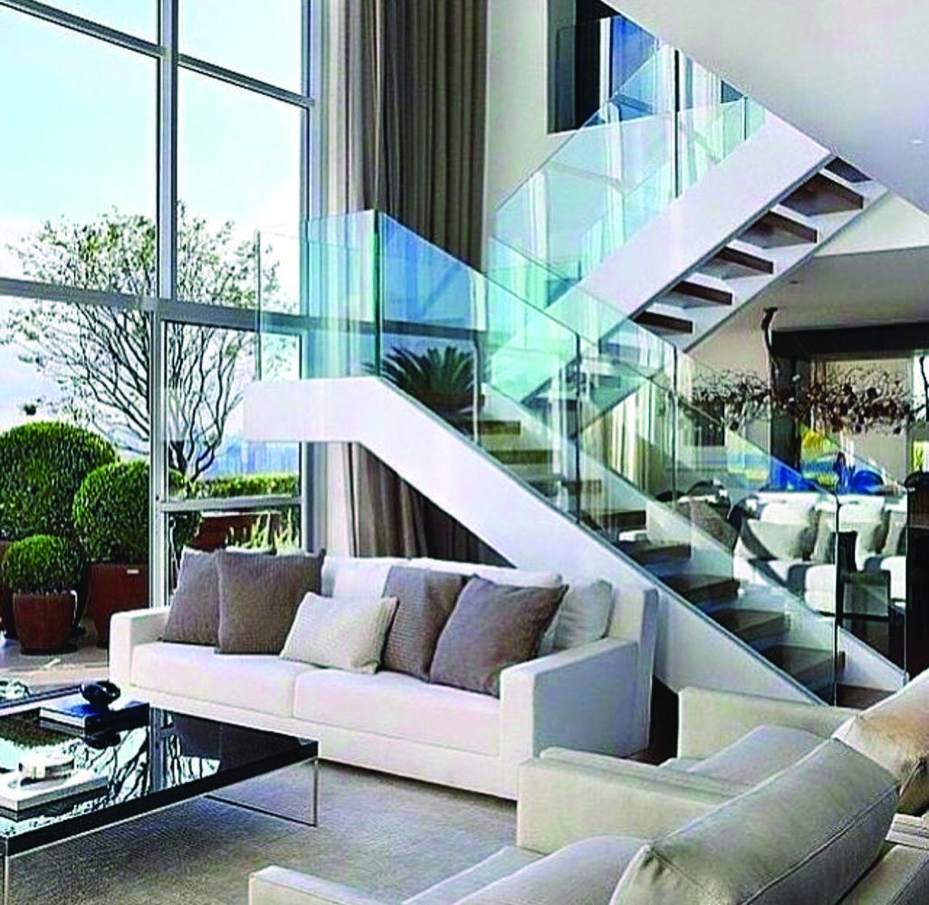 15 Luxury Living Room Designs Stunning Stairs Design Home