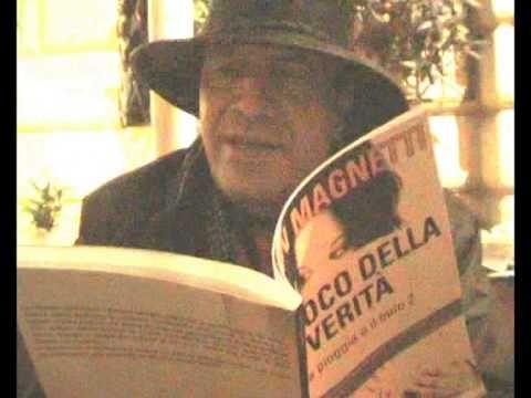ANDREA G. PINKETTS legge Il Gioco della Verità di Alan Magnetti