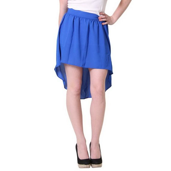 Spring High-Low Skirt Trends