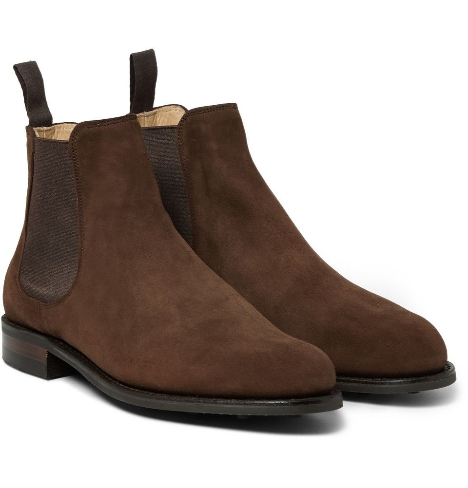 Cheaney - Godfrey Suede Chelsea Boots | MR PORTER