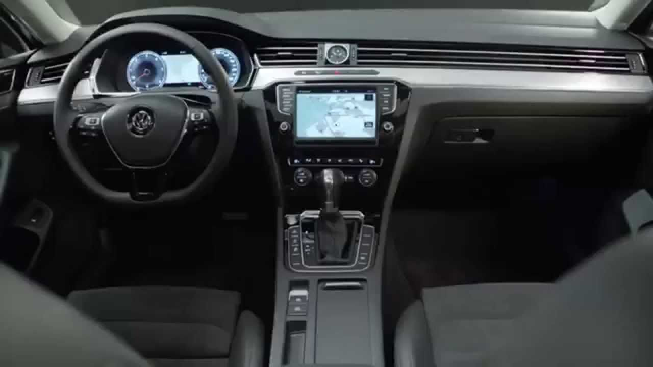2015 Volkswagen Passat Variant Volkswagen Interior Volkswagen Interior Volkswagen Vw Passat
