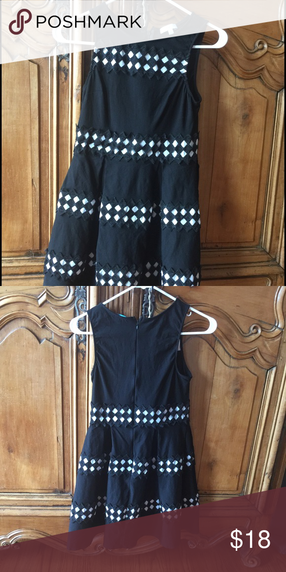 Jun & Ivy Dress Excellent condition Jun & Ivy Dress - worn only once or twice Francesca's Collections Dresses