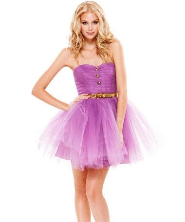 1000  images about Pretty Dresses on Pinterest - Strapless dress ...