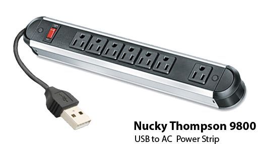 Quote Originally Posted By Ramblingvanman That S Not Gonna Happen Sure It Can Ac Power Nucky Thompson Power Strip