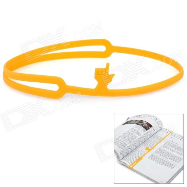 Creative Silicone Pointing Finger Bookmark