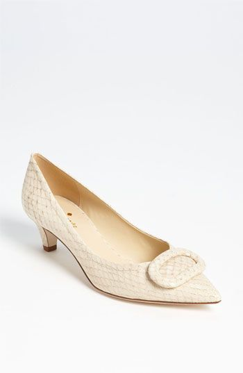 07f3e69255a3 kate spade new york  simon  pump available at  Nordstrom