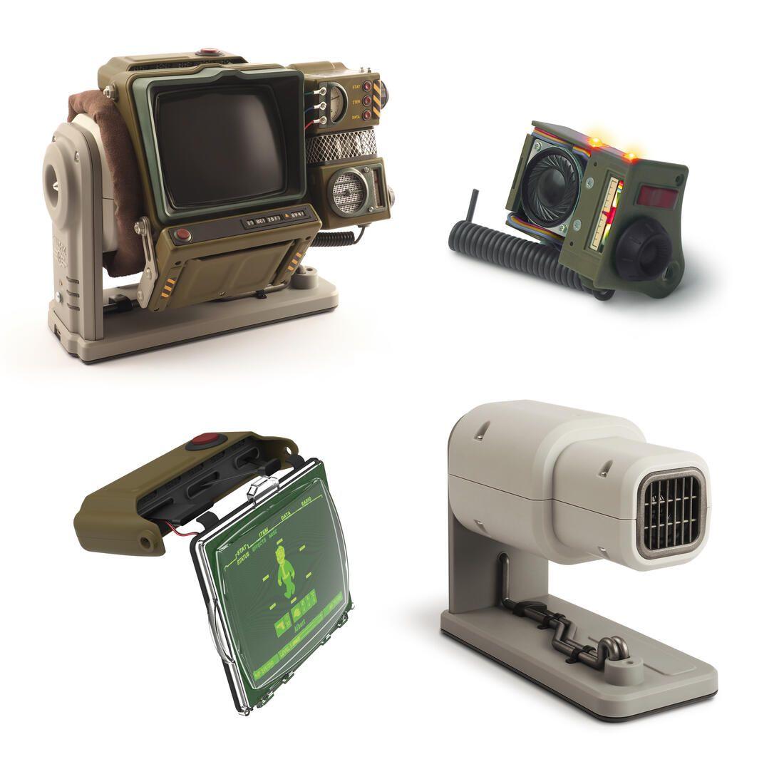 Fallout Pip Boy 2000 Mk Vi Kit Upgrade Modules Getdigital Pip Boy Pip Boy 2000 Fallout Merch