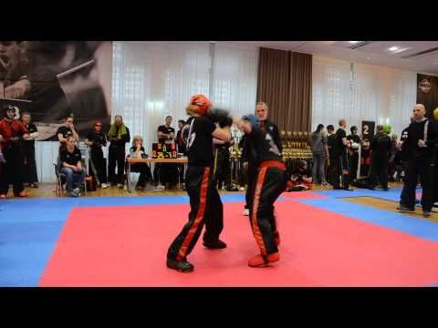 WKU European Open 21.02.2015 LK Damen -55 kg Halbfinale Eva Kömle vs. Styliani Liakou - YouTube