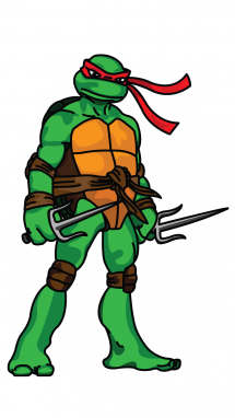 Pictures Of Raphael Ninja Turtle