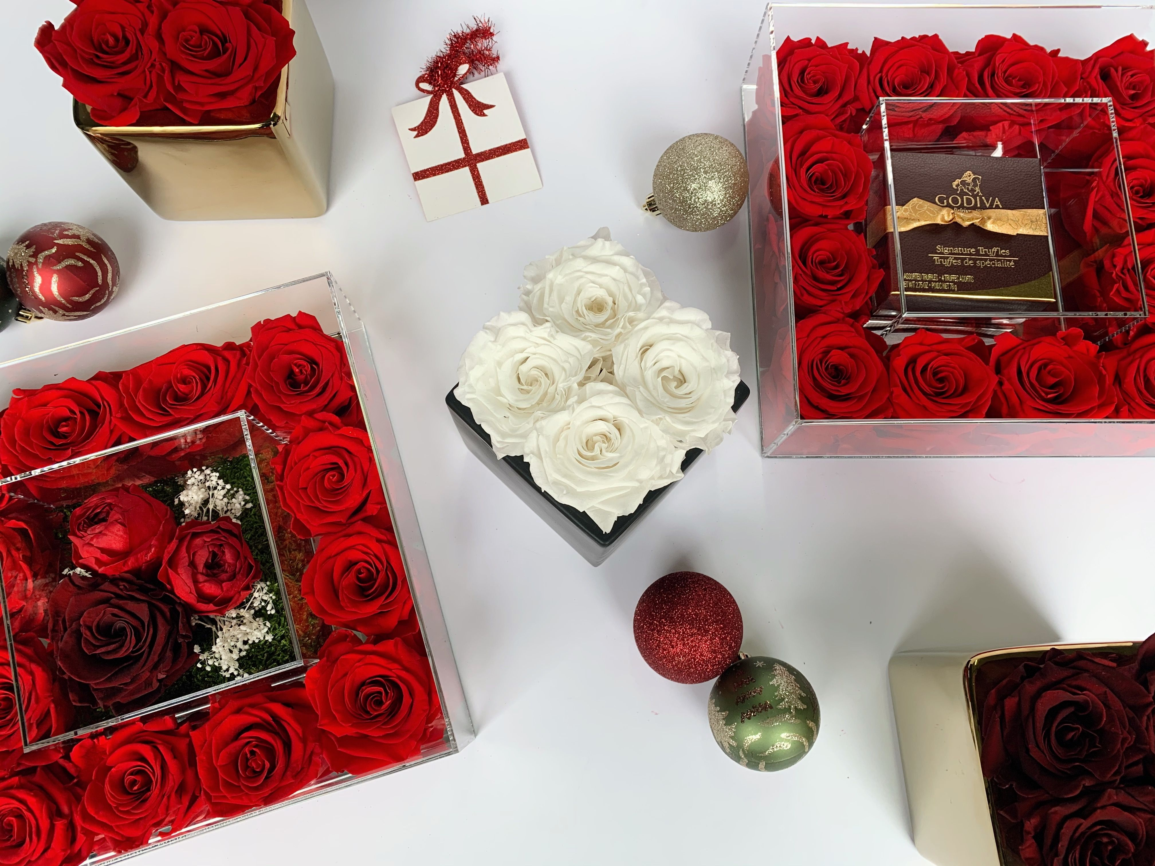 Four Season Roses Perfect Holiday Gifts Hanukkah Gifts Perfect Holiday Gifts Xmas Decorations