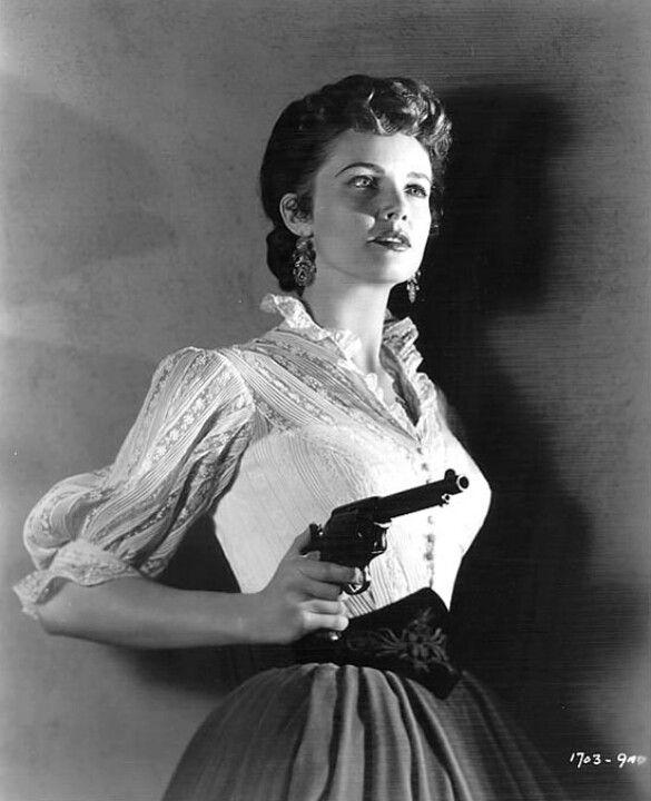Western Star Barbara Britton