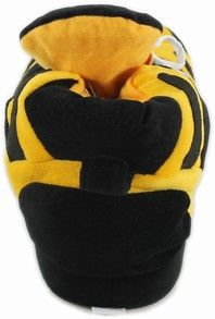 Pittsburgh Steelers Comfy Feet NFL Slippers