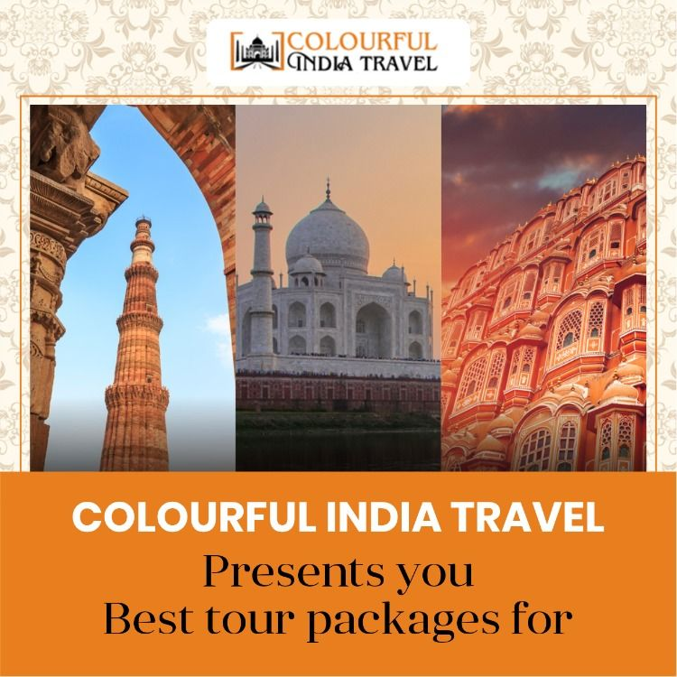 Colourful India Travel Best Tour packages Delhi, Agra and Jaipur are the most iconic tourist destin