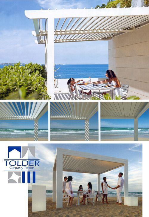 Novedades en proteccion solar para terrazas y jardines - Proteccion para terrazas ...
