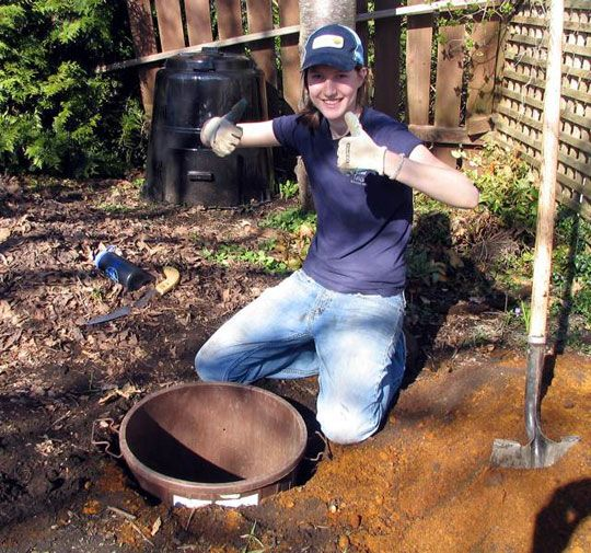 Dog Poop Garden