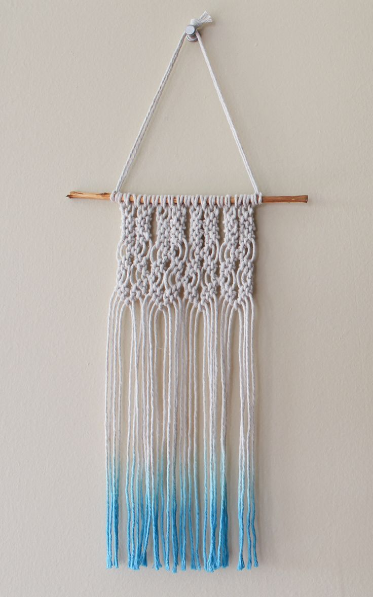 Mini Macrame Wall Hanging Macrame Wall Hanging Macrame Patterns