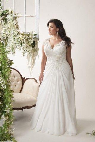 Vancouver   Callista Plus Size Wedding Dresses   Callista Gowns ...