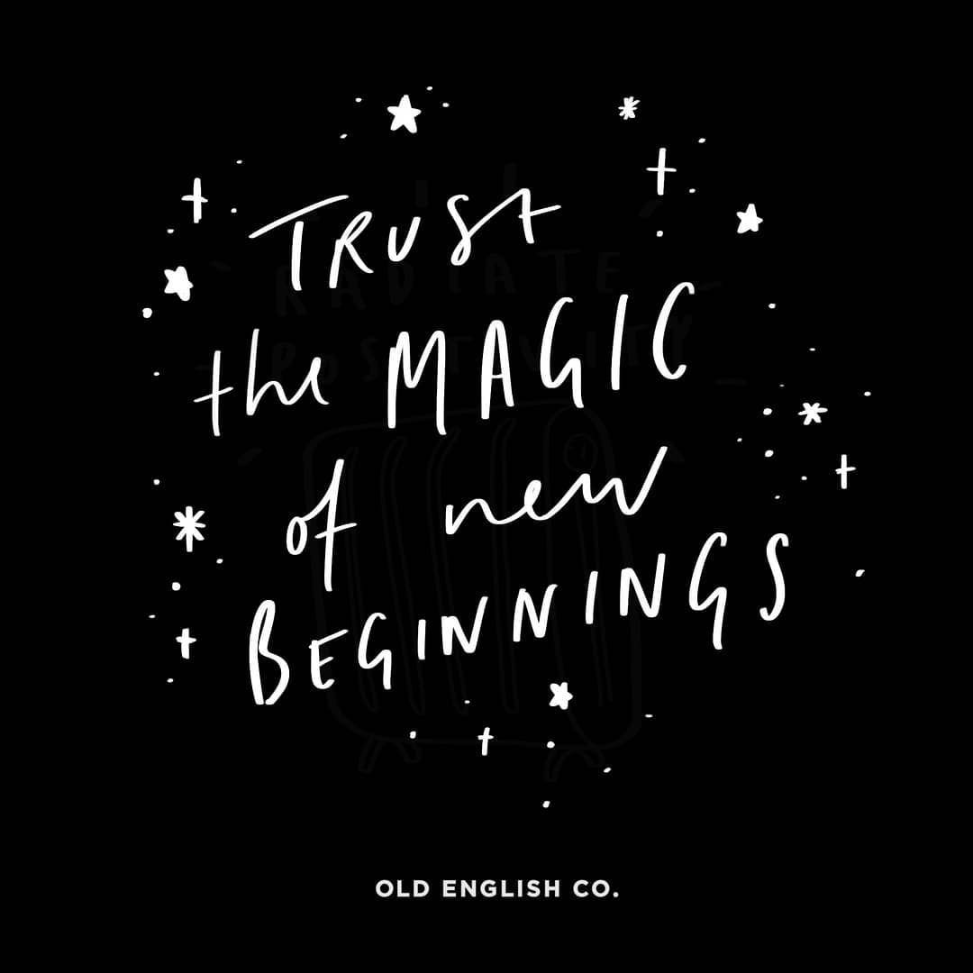 Trust The Magic Of New Beginnings Broken Friends Quotes Support Small Business Quotes Small Business Quotes