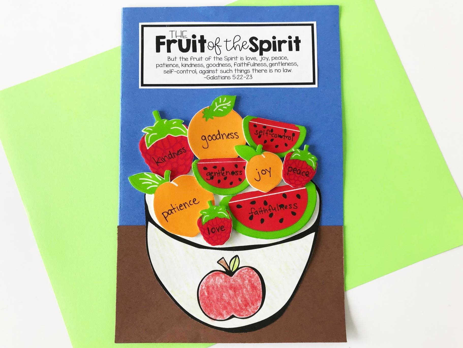 23++ Fruit of the spirit crafts for youth ideas in 2021