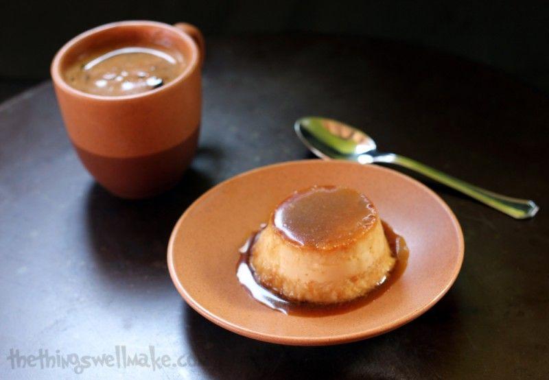 Coconut Flan Recipe Coconut Flan Flan Recipe Flan