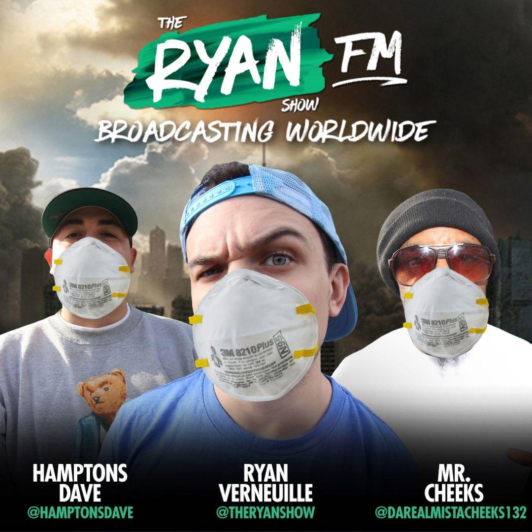 The Ryan Show in 2020 Radio station, Shows, Radio