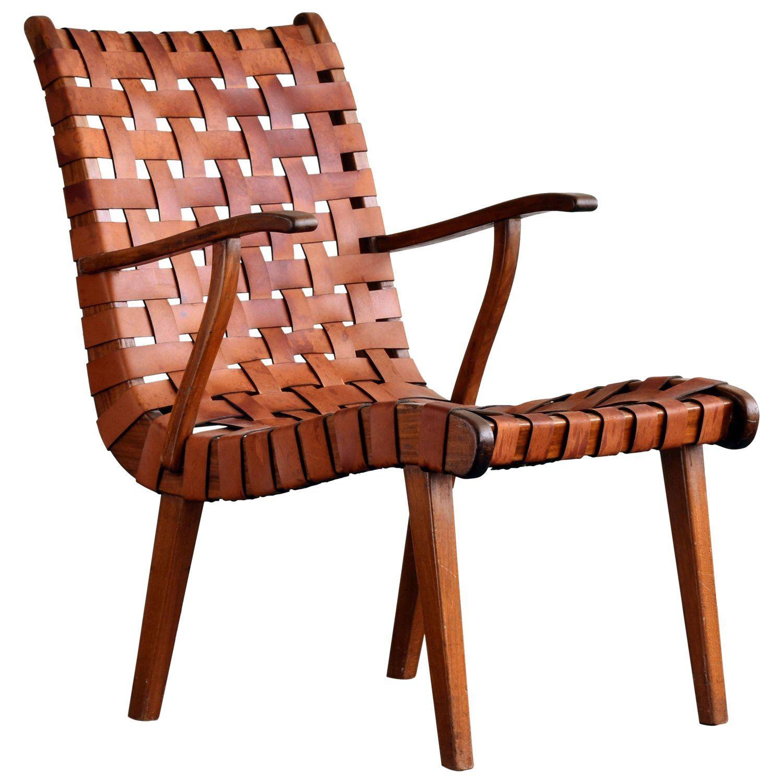 Groovy Brazilian Lounge Chair Original Leather Webbing Teak Ibusinesslaw Wood Chair Design Ideas Ibusinesslaworg