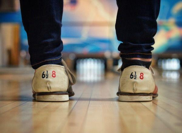 Foto de zapatos con talla