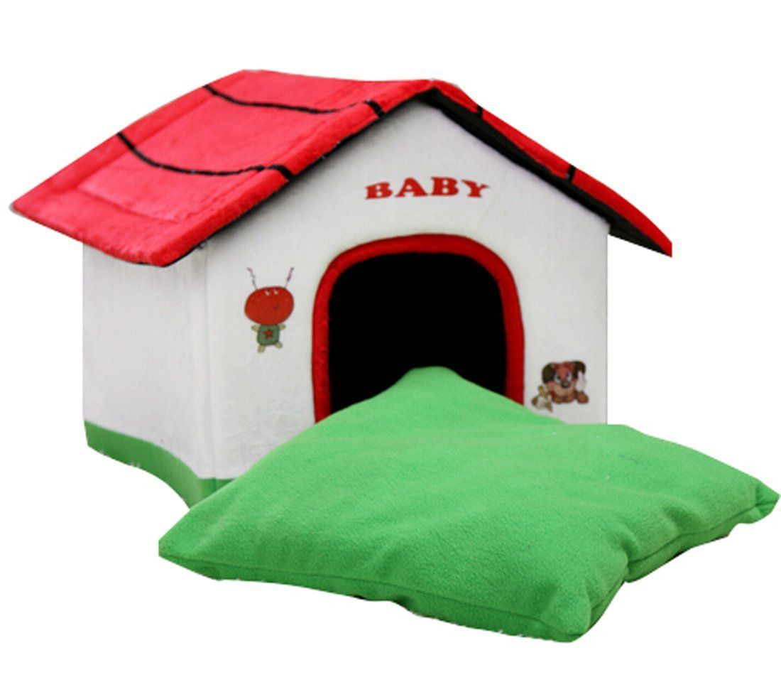 Pet S House The New Baby Dog Bite Resistant Washable Dog House