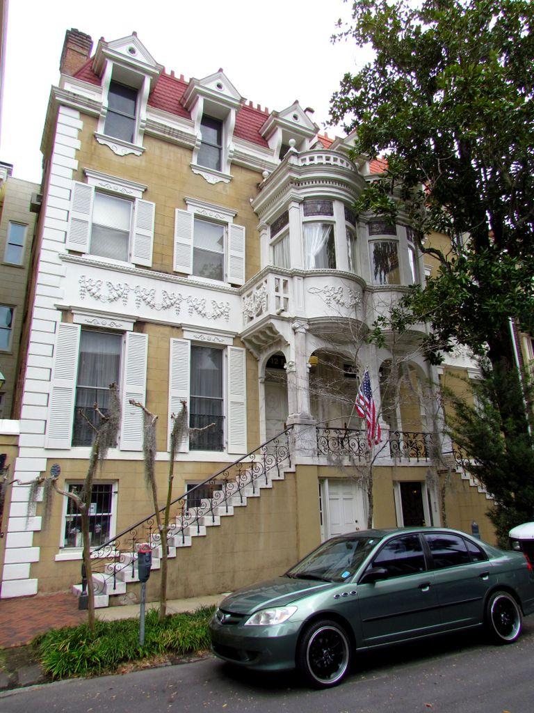 Wedding Cake House Savannah GA | Love Detroit MI | 60 Essential Structures  In Savannah,