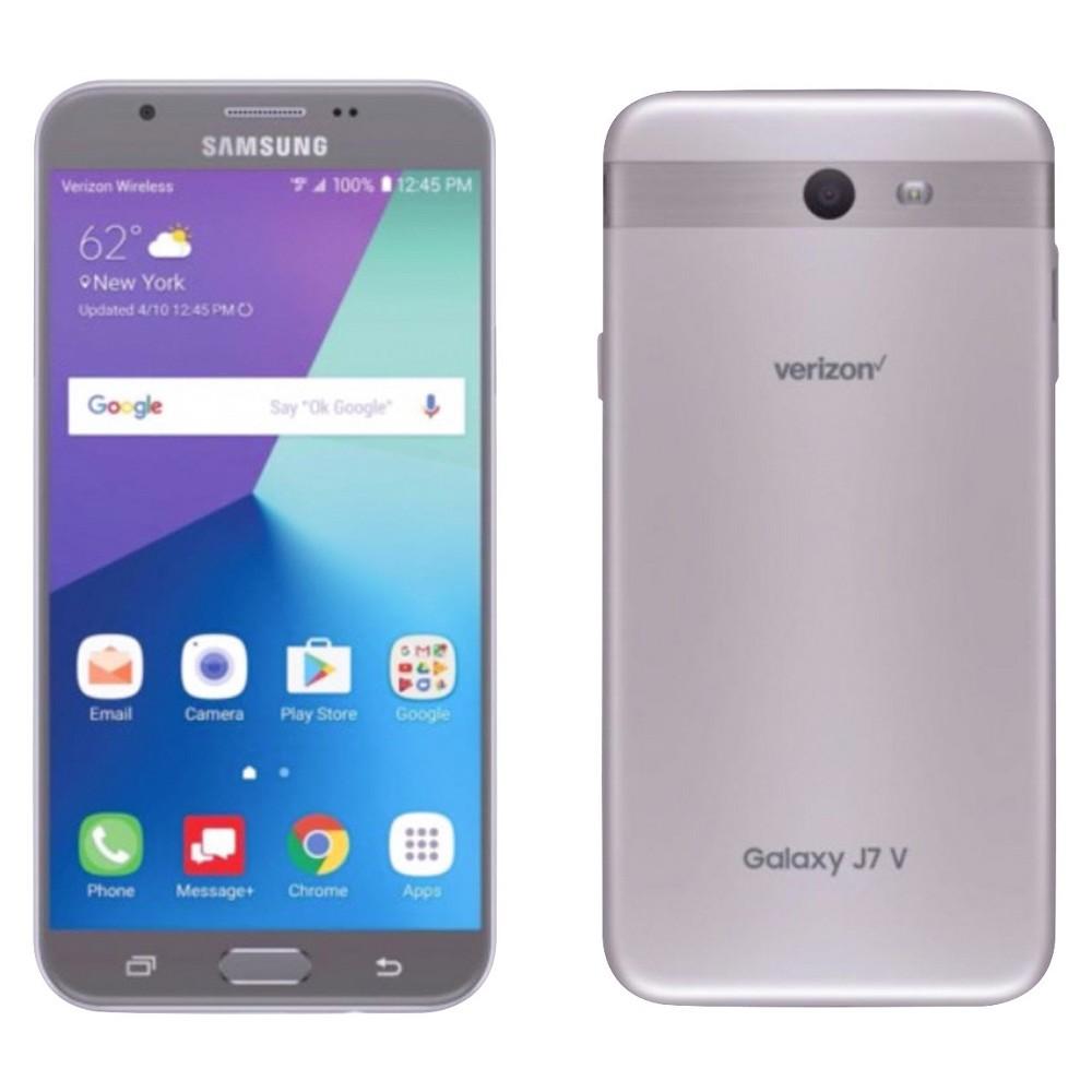Samsung J7 for Verizon Postpaid, Gray Samsung galaxy