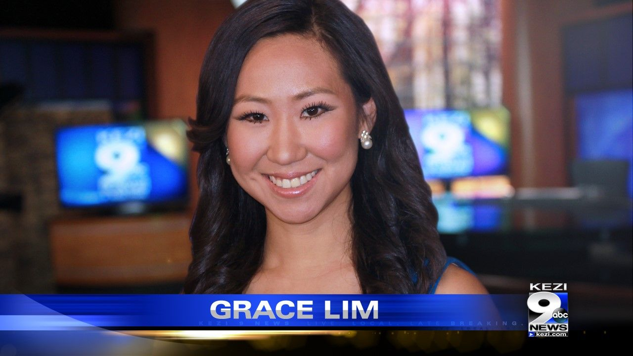 Grace Lim, Anchor/Reporter for #KEZI9News in #Eugene