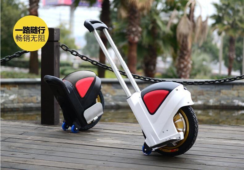 Safest One Wheel Electric Bike Self Balance Segway Electric