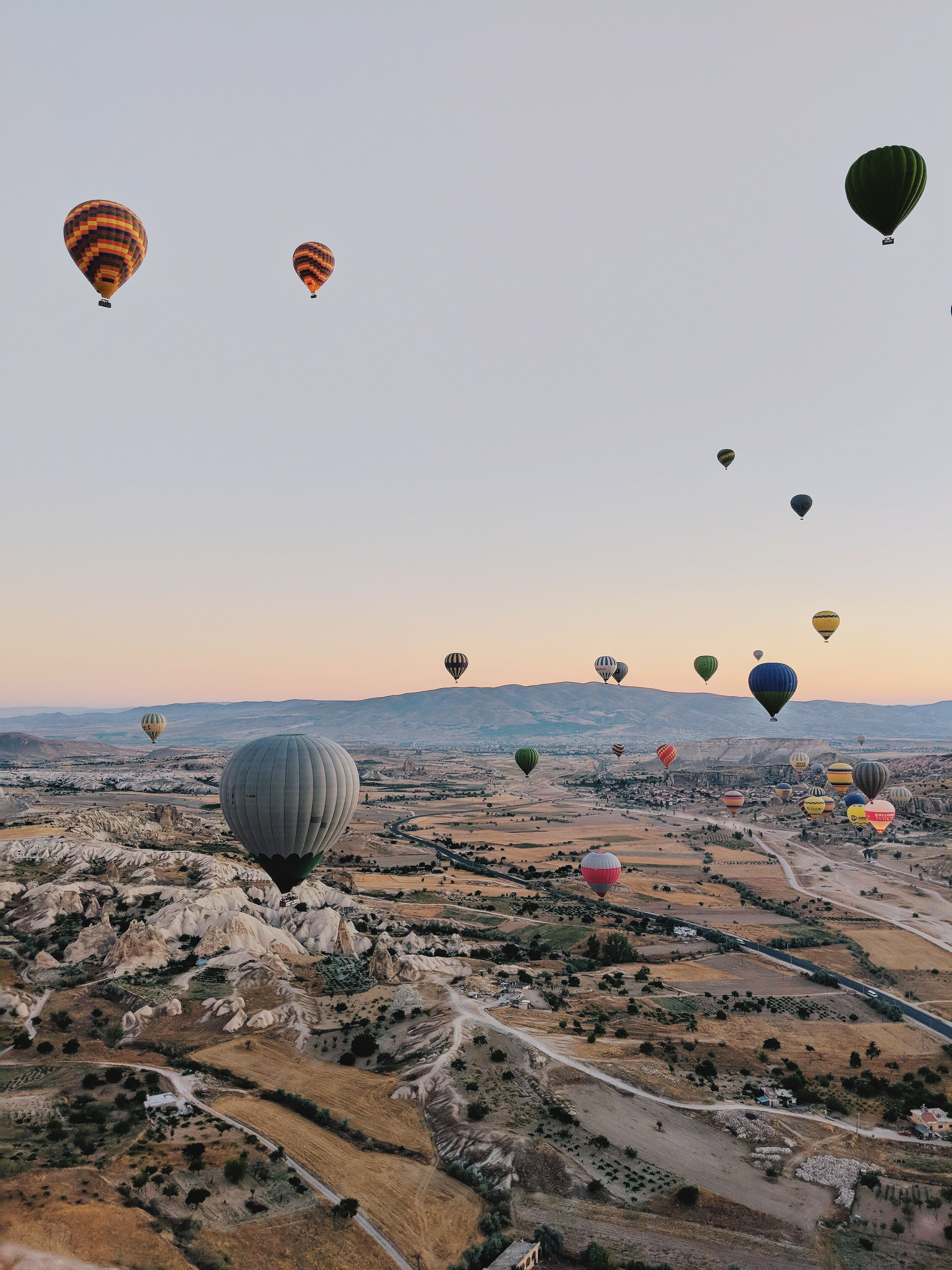 Hot air balloons Istanbul in 2019 Air balloon, Going on
