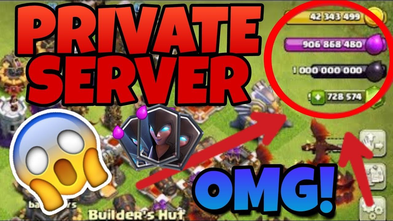 S4 The Best Server For Coc Clash Of Clans Hack Clash Of Clans