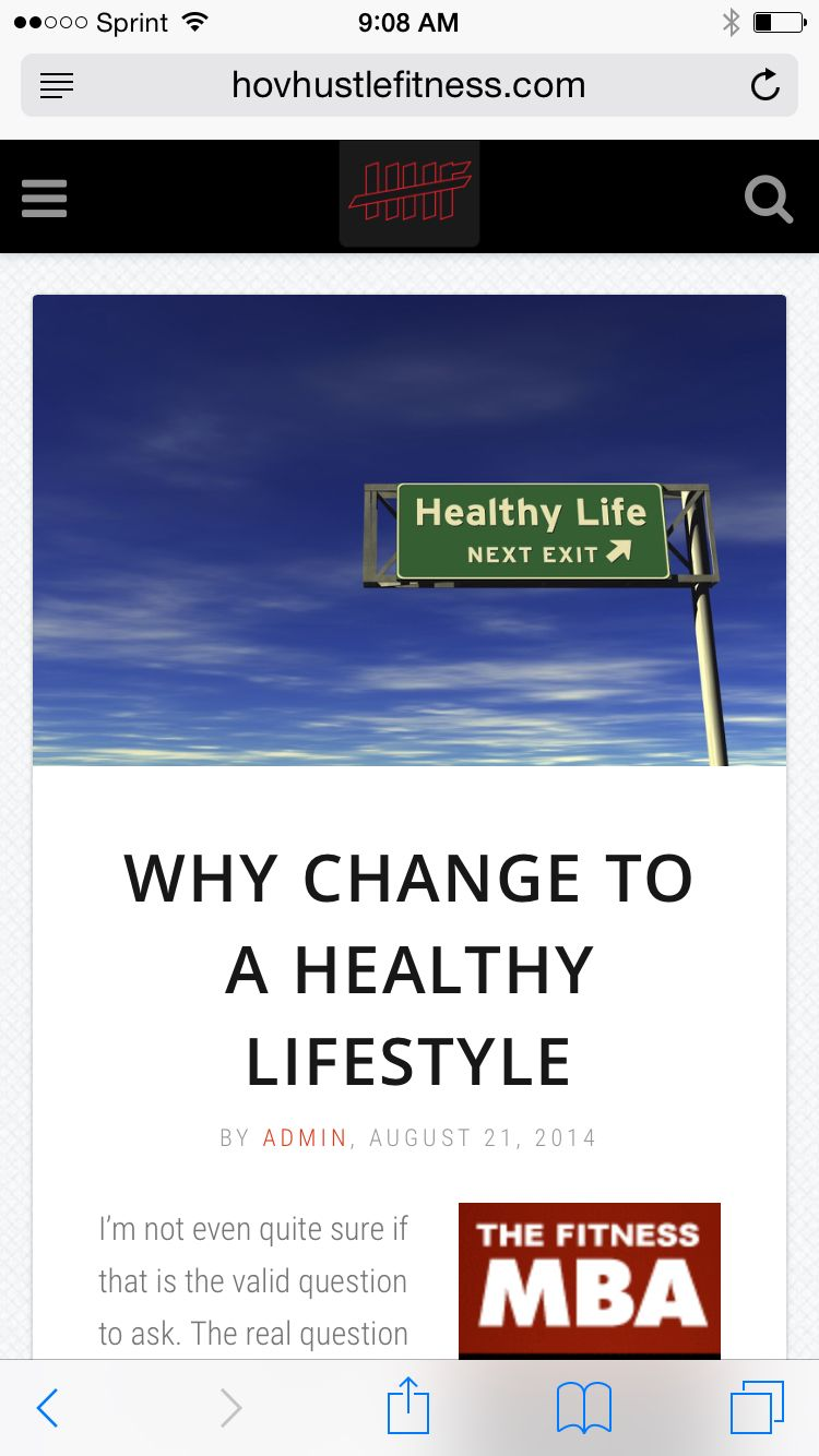 Why Change To A Healthy Lifestyle?  ➡️http://www.hovhustlefitness.com/health/why-change-to-a-healthy-lifestyle/⬅️ #health #fitness #weightloss #nutrition #diet #wellness
