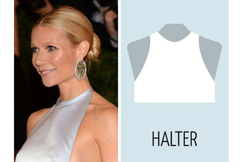 10 Wedding Guest Hairstyles For Dress Necklines Dress Hairstyles