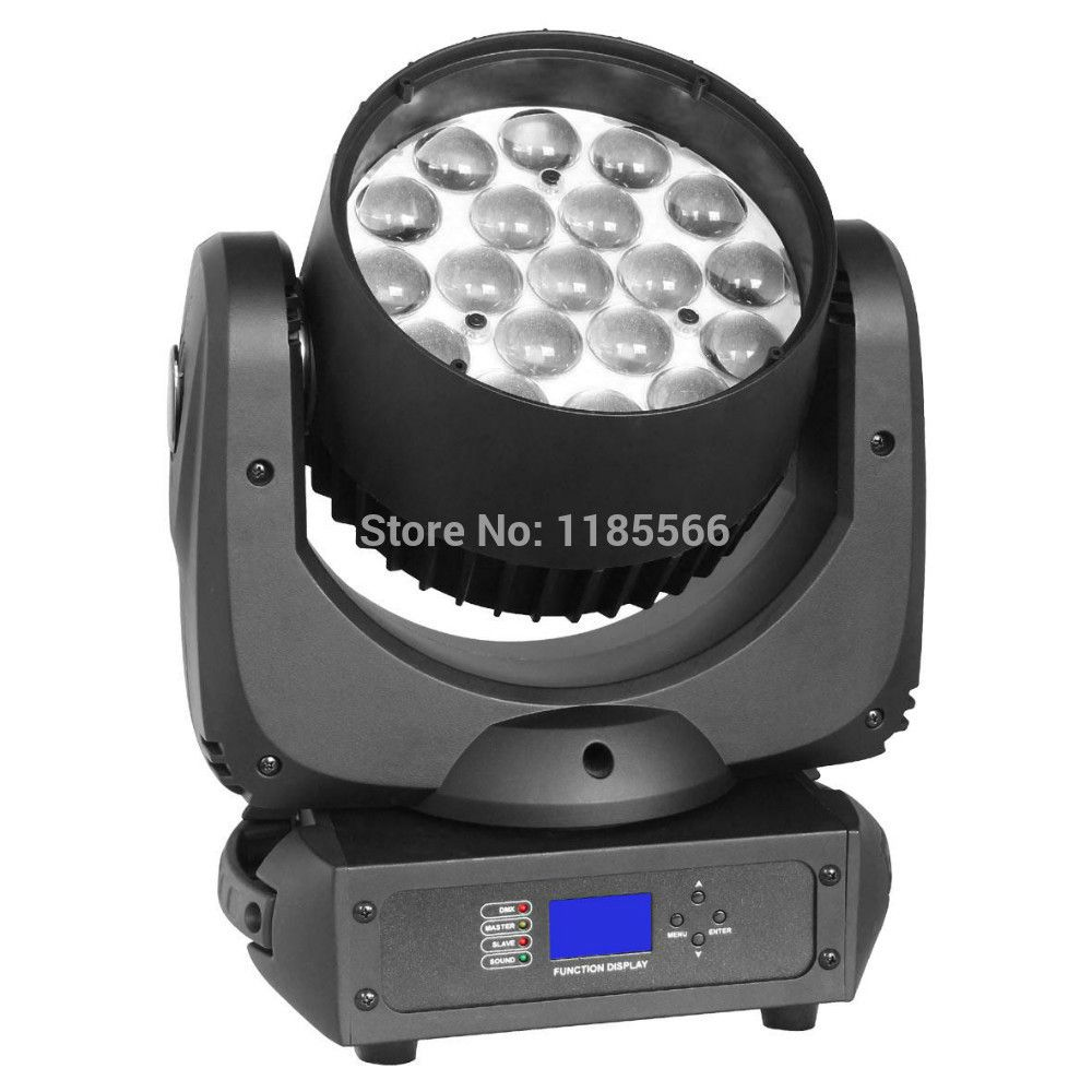 Find More Stage Lighting Effect Information About New 19pcs 10w 4in1 Led Zoom Head Beam Lights Stage Effect Light Led Stage Lights Stage Lighting Dmx Lighting