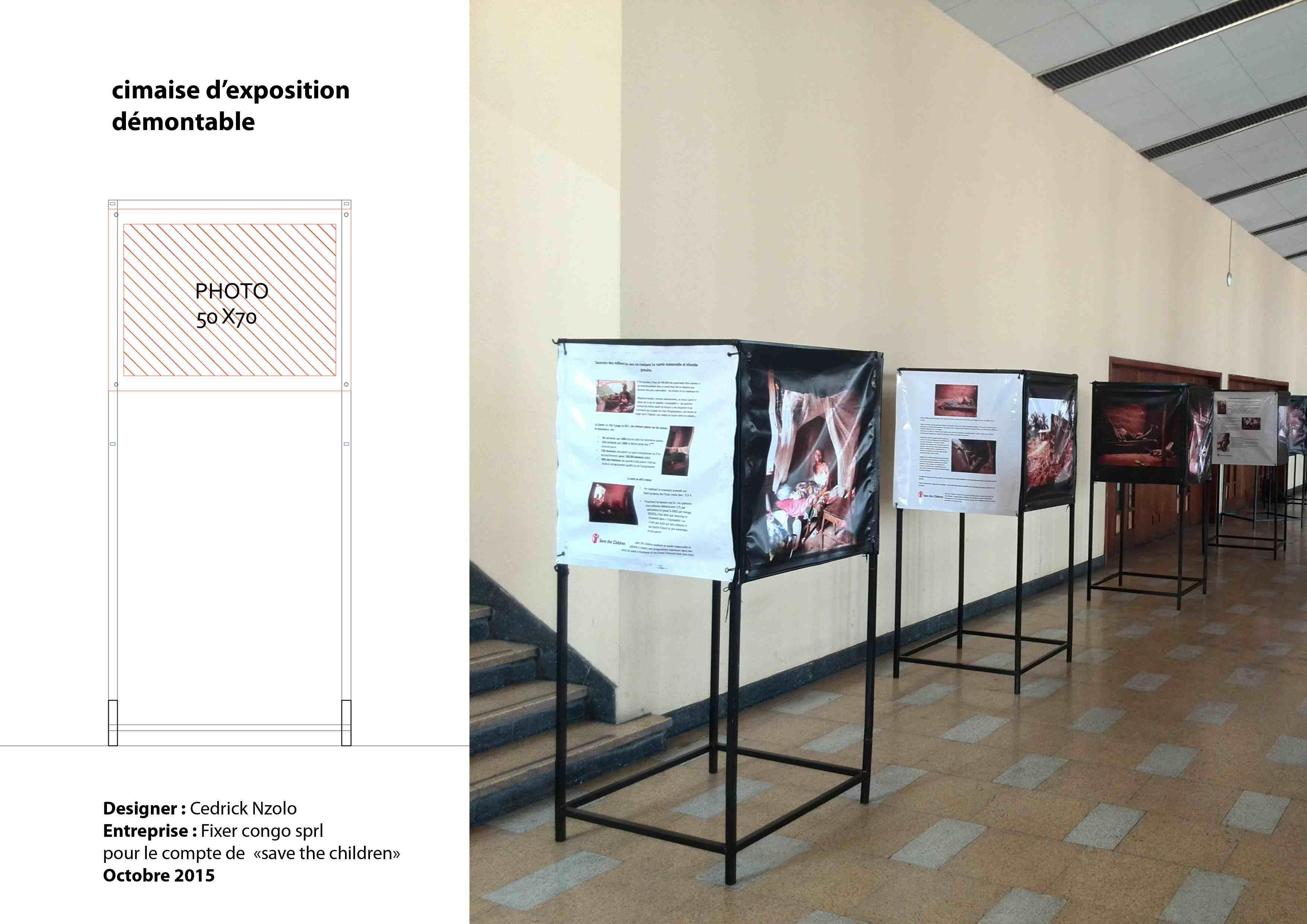 Cimaise D Exposition Demontable Design Cimaise Exposition