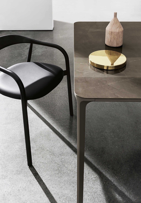 Slim Extensible Designer Furniture Architonic Glass Dining