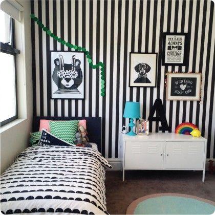 Best Child S Bedroom Designed By Kirstin Krauskopf Stripe 640 x 480