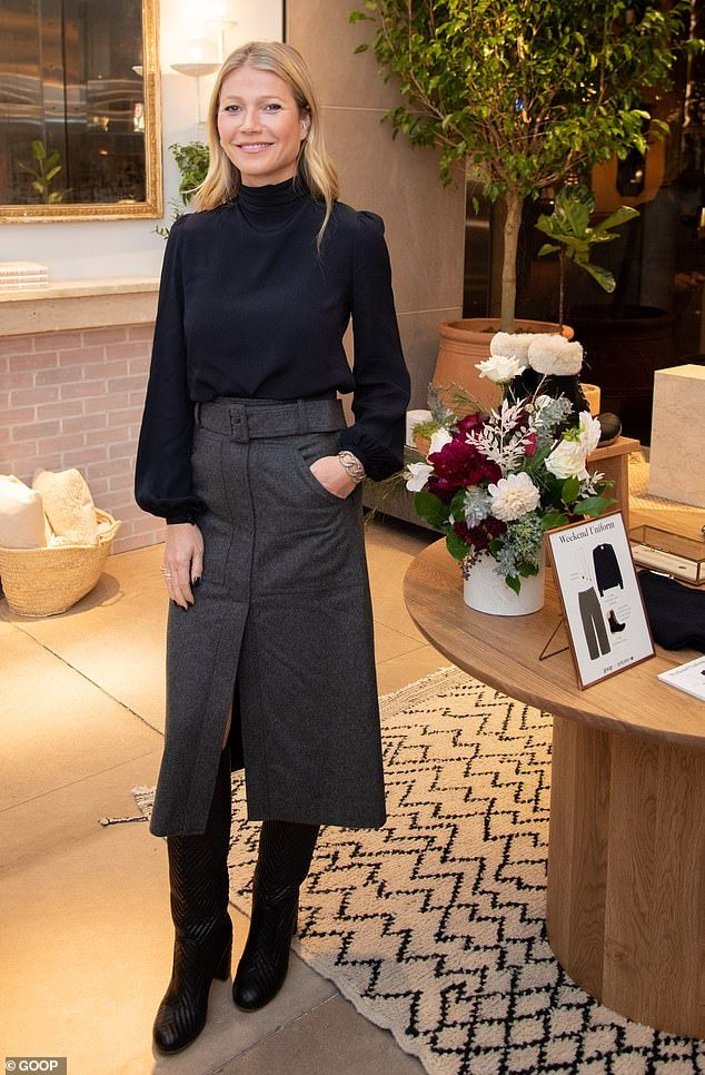 , Gwyneth Paltrow celebrates the opening of her goop MRKT Chicago pop-up, My Pop Star Kda Blog, My Pop Star Kda Blog