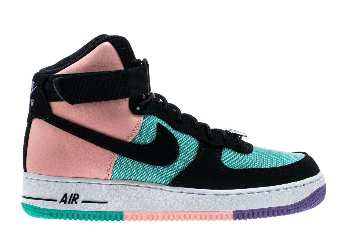 32eeb9d7be3 Nikes Have A Nike Day Pack Grows With Another Air Force 1 High ...