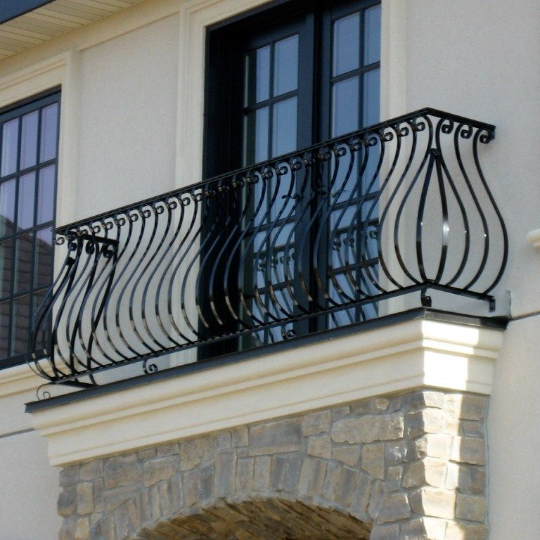 60 Best Railings Designs For A Catchier Balcony Ideas