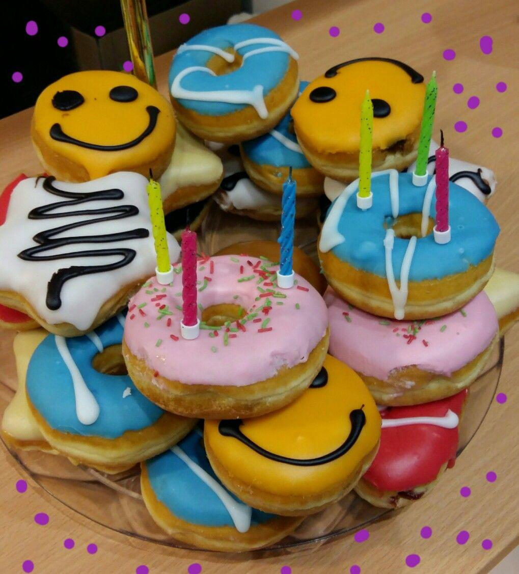 Birthday cake dunkin donuts food dunkin donuts