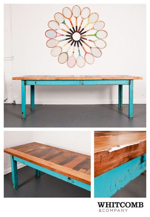 Table Tennis Room Design: I Am Making One Of These But With Badminton Rackets